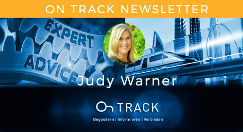 On Track Newsletter Juli 2017