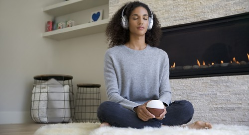"Das ""Zen"" beim Meditationsgerät-Design"