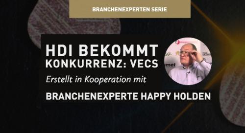 HDI bekommt Konkurrenz: VeCS