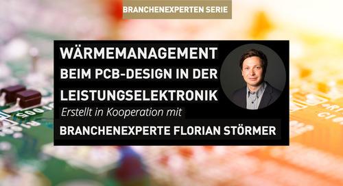 Wärmemanagement beim PCB-Design in der Leistungselektronik
