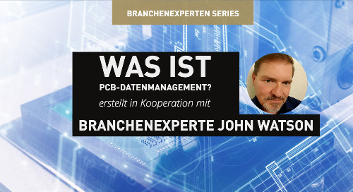 Was ist PCB-Datenmanagement?