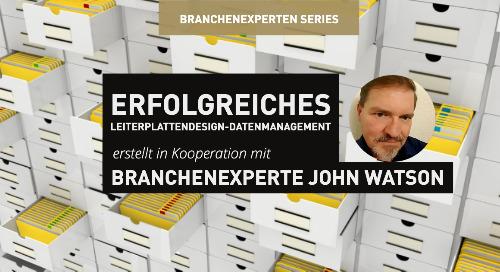 Erfolgreiches Leiterplattendesign-Datenmanagement