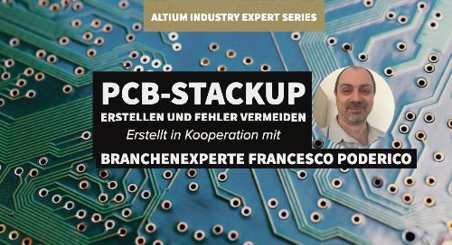 PCB-Stackup erstellen und Fehler vermeiden