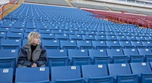 The Death of Stadium Dead Space