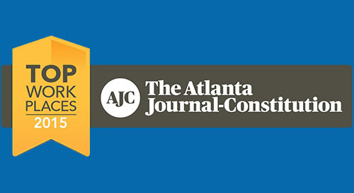 NanoLumens Is One Of Atlanta Journal-Constitution's Top 150 Workplaces In 2015