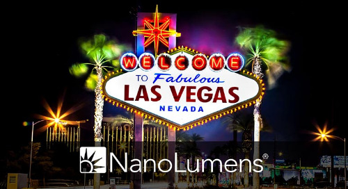 NanoLumens® to Host Panel Discussion on the Future of LED Visualization at its Las Vegas Showroom