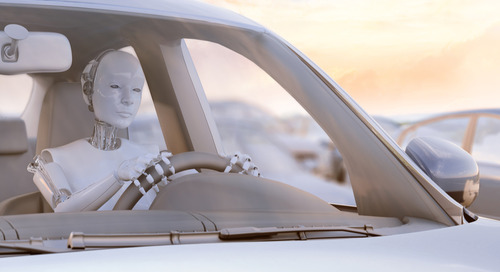 Drowned Robot Highlights Current Challenges in Autonomous Vehicle Development