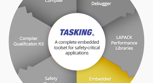 The TASKING Embedded Profiler — On-Demand Webinar