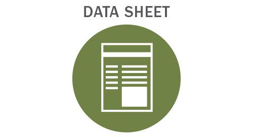 Envestnet | Yodlee Data Analytics for Market Research Data Sheet