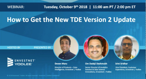 On-Demand Webinar: How to Get the New TDE Version 2 Update