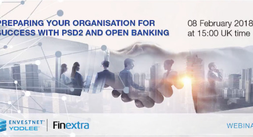 On-Demand Webinar: Preparing Your Organization for Success with PSD2 and Open Banking
