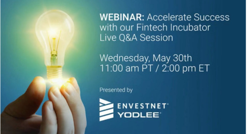 On-Demand Webinar: Accelerate Success with our Fintech Incubator Live Q&A Session