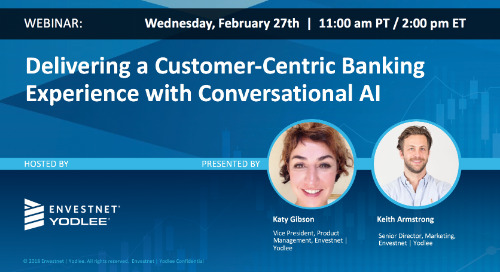 On-Demand Webinar: Delivering a Customer-Centric Banking Experience with Conversational AI