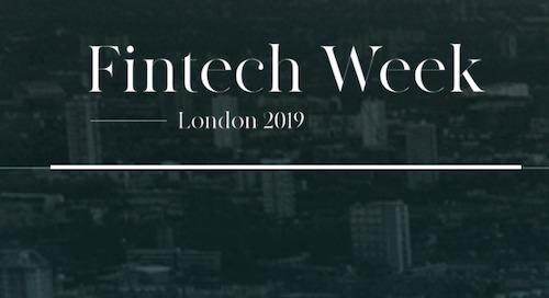 London Fintech Week 2019