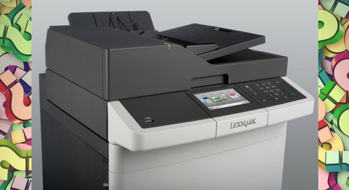 5 Things to Consider When Buying a Printer