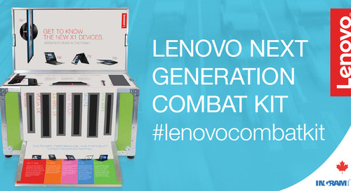 Why Using the Lenovo Combat Kit Benefits Your Business