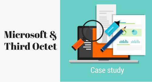 Case Study: Microsoft & Third Octet