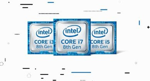 Video: 8th Gen Intel® Core™ Processors - Designed for What's Coming Next