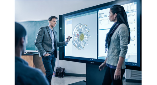 Surface Hub for Education