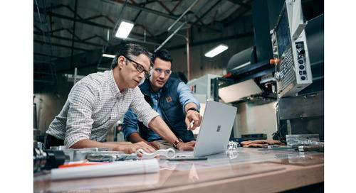 Microsoft Surface – Ignite a Digital Transformation