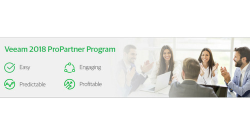 4 Reasons Why Your SMB Should Become a Veeam ProPartner