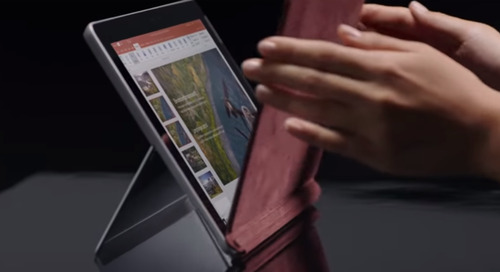 Microsoft Surface Go: The Introduction