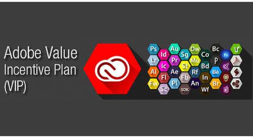Enjoy Multi-Year Savings Benefits with Adobe VIP Select 3-Year Commit