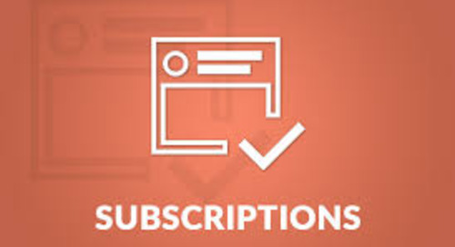 Adobe Acrobat Subscription
