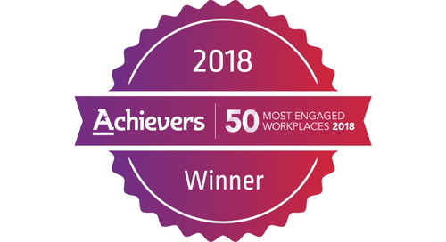 Ingram Micro Canada Recognized as One Of The Achievers 50 Most Engaged Workplaces™ in North America