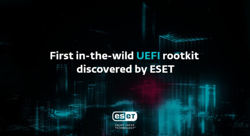 First rootkit found in the wild, courtesy of the Sednit group