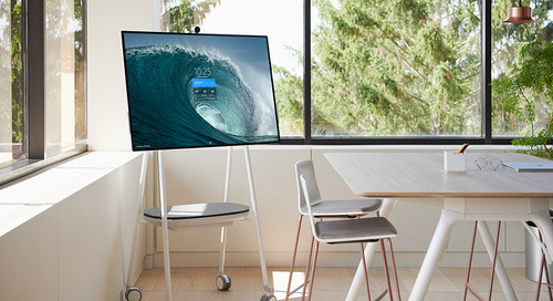 Introducing Surface Hub 2S
