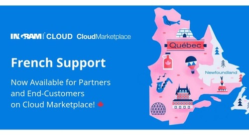 Ingram Micro Cloud Expands its Partner & Customer Support in Québec!