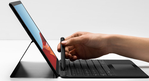 New Surface Pro X for Business