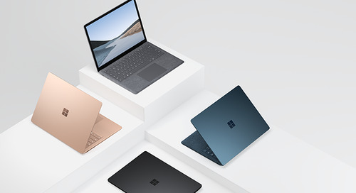 Surface Laptop for Business