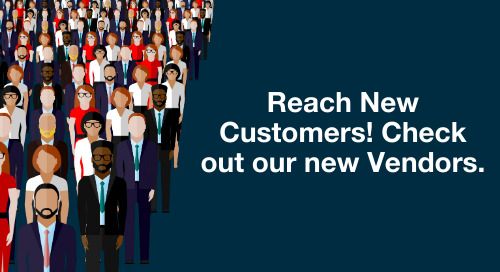 We Proudly Welcome Our Latest Vendors to the Ingram Micro Family