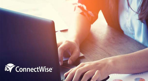 ConnectWise Provides Productivity Tools for Today's Remote Workforce