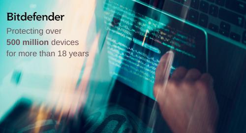 MDR & EDR Benefits with Bitdefender