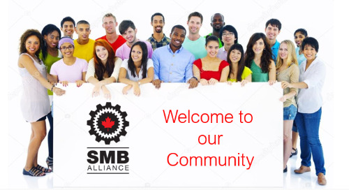 Welcome to our New SMB Alliance!