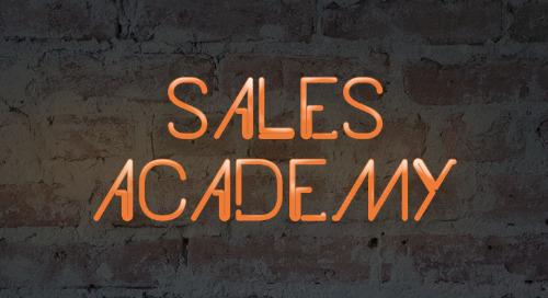Sales Academy Program 2021