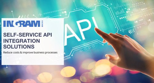Introducing Ingram Micro Self-Service API Integration Solutions