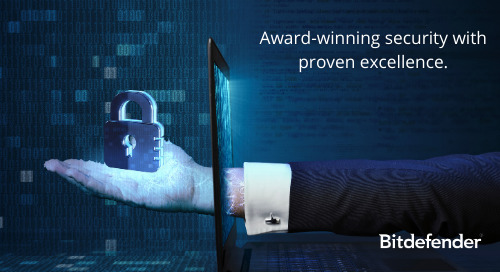 Why partner with Bitdefender