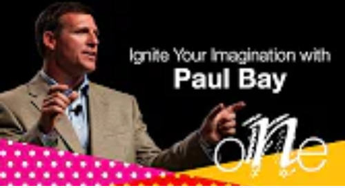 Ignite Your Imagination with Paul Bay | ONE 2020