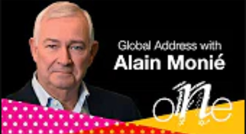 Global Address with Alain Monie, CEO, Ingram Micro | ONE 2020
