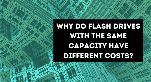 Why do Flash Drives with the same Capacity have Different Costs?