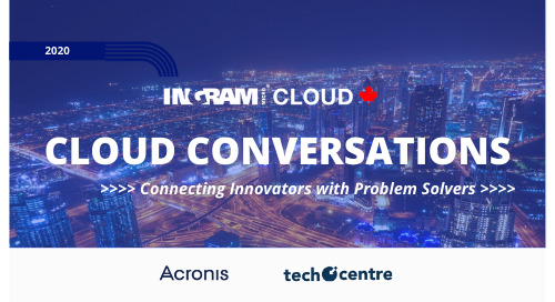 Acronis Cloud Conversation