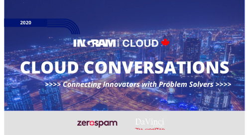 ZeroSpam Cloud Conversation