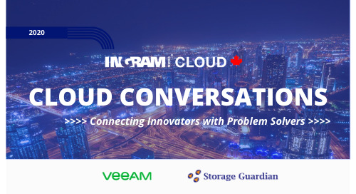 Veeam Cloud Conversation