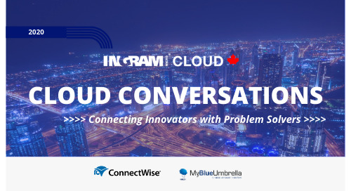 ConnectWise Cloud Conversation