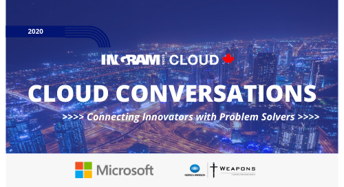 Microsoft Cloud Conversation - Modern Work