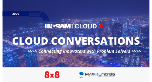 8x8 Cloud Conversation